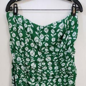 Torrid strapless dress size 22